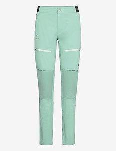 Pallas II Women's X-stretch Pants - wandelbroeken - canton green