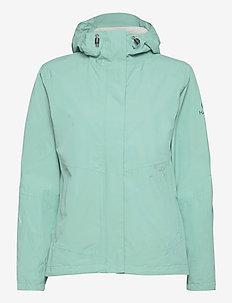 Fort Women's DrymaxX Shell Jacket - wandel- en regenjassen - canton green