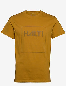 Retki Men's T-shirt - urheilutopit - chai tea brown