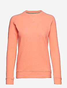 Natta W Shirt - LIGHT CORAL MELANGE