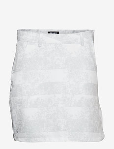 Ilo Women's Skort - sports skirts - white print