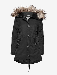 Kivikko W Jacket - BLACK