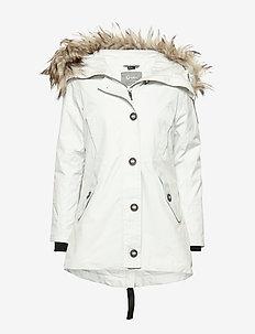 Kivikko W Jacket - insulated jackets - nimbus cloud