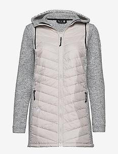 Luoto W hybrid Jacket - insulated jackets - nimbus cloud