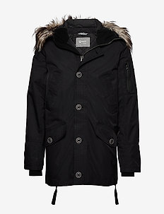 Kivikko M Jacket - insulated jackets - black