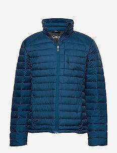Harts M Jacket - BLUE OPAL