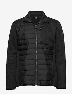 Luoto M Layer jacket - ANTHRACITE GREY