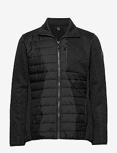 Luoto M Layer jacket - podstawowe bluzy - anthracite grey
