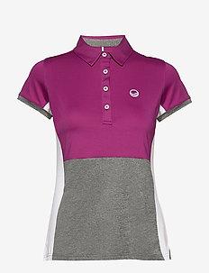 Helen Women's T-shirt - pikéer - wild aster purple
