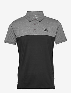 Filip Men's Pique T-shirt - polo''s - black