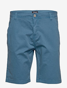 Toive Men's Shorts - outdoor shorts - blue opal