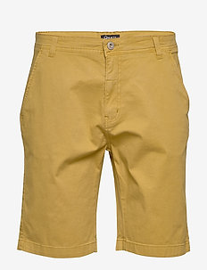 Toive Men's Shorts - outdoor shorts - chai tea brown