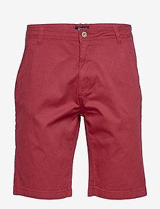 Toive Men's Shorts - outdoor shorts - ketchup red