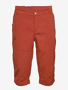 Vuokatti M Capri pants - KETCHUP RED