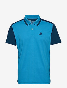 Salo M technical polo - paidat - blue aster