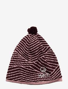 Into Beanie - hats - magenta purple