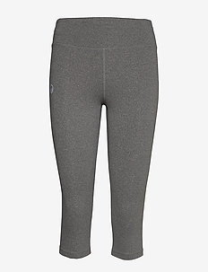 Kauno Women's Capri Tights - GRANITE GREY MELANGE