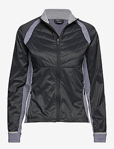 Keimi Women's Hybrid Jacket - isolerande jackor - black