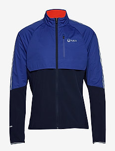 Kiilo M Jacket - softshell jackets - power blue