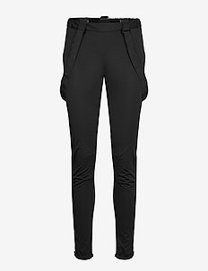 Isku Women's Cross Country Ski Pants - sportbukser - black