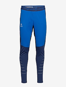 Kaarre M Pants - softshell pants - surf the web blue