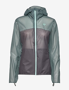 Kompassi Women's DrymaxX 2,5 layer jacket - sportjackor - periscope grey