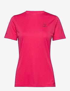 Susa W T-shirt - t-shirts - azalea pink