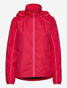 Reitti W windbraker jacket - training jackets - ski patrol red