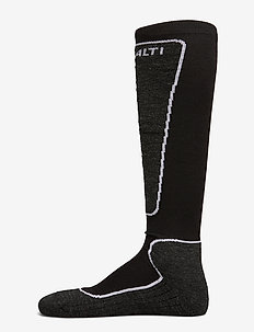 Alpine Pro Men socks - BLACK
