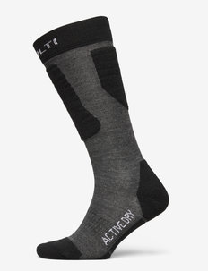 Alpine Ski Socks - regular socks - folkstone grey
