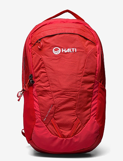 See You Centrum Backpack - training bags - lava red