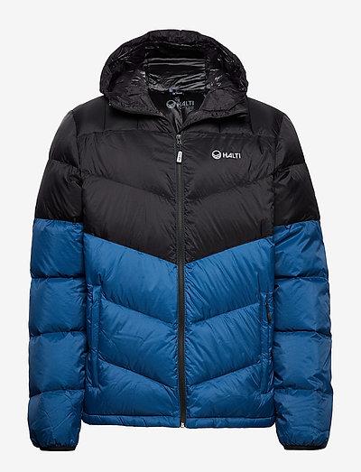 Whiff M Jacket - outdoor & rain jackets - blue opal
