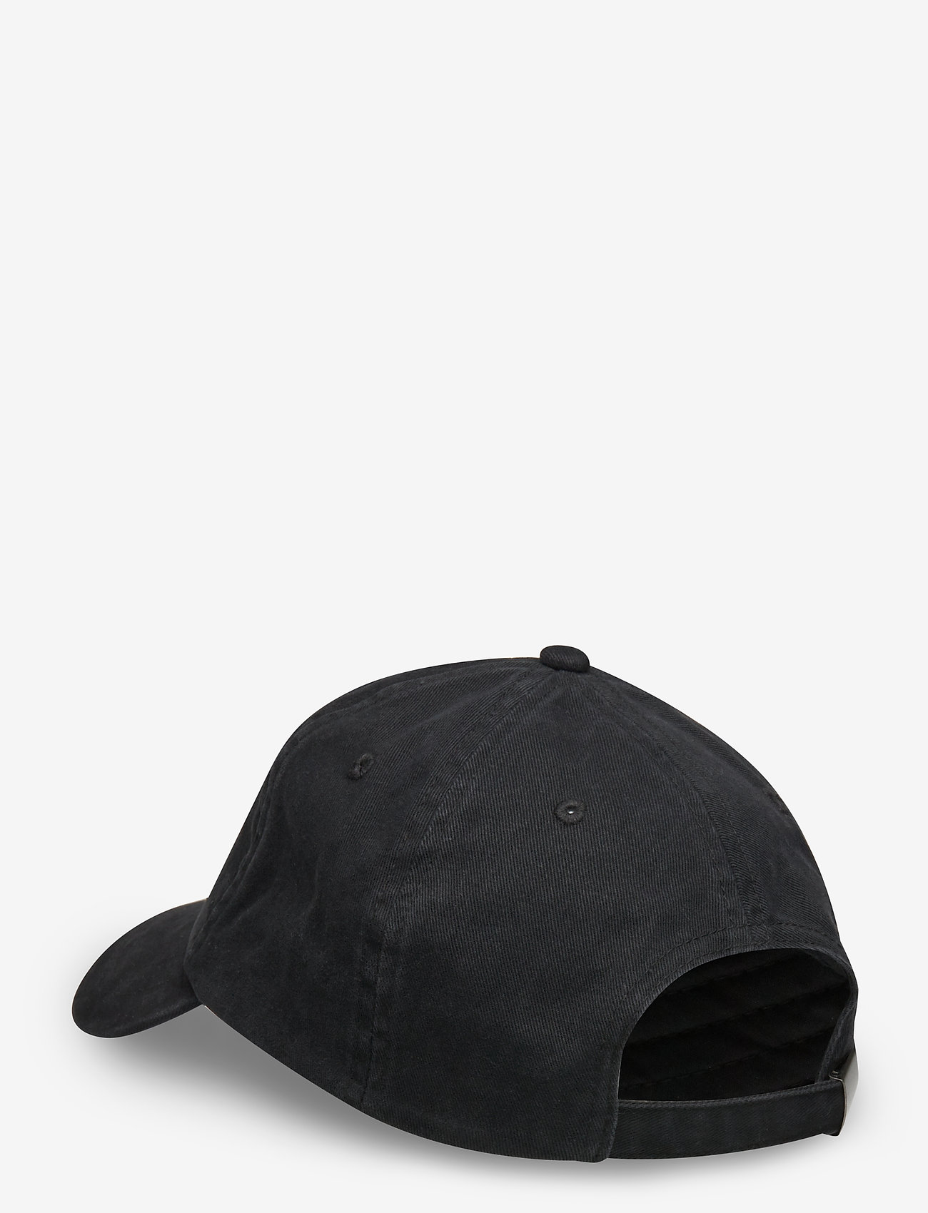 HAN Kjøbenhavn - Cotton Cap - petten - black logo - 1