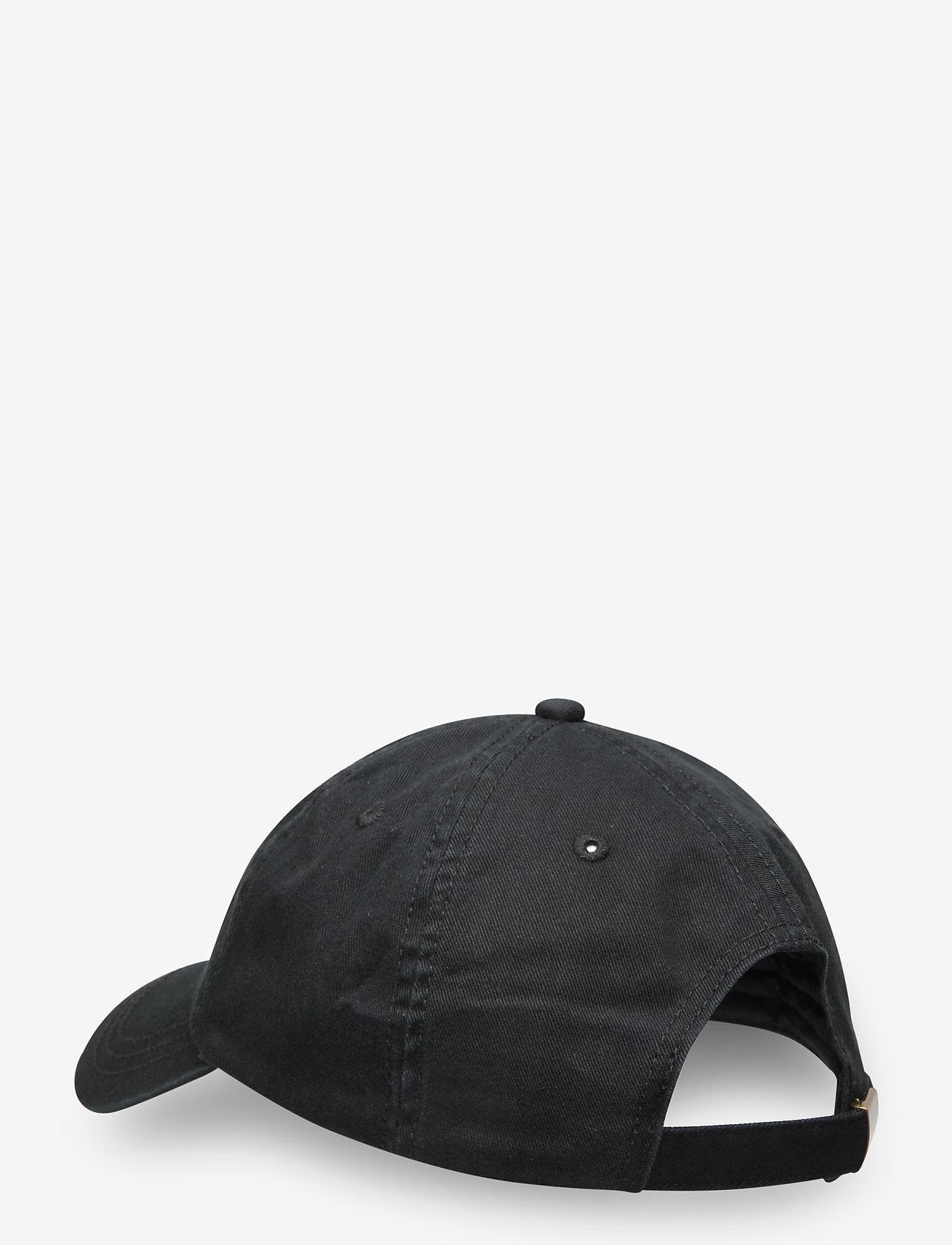 HAN Kjøbenhavn - Artwork Cap - petten - faded black - 2