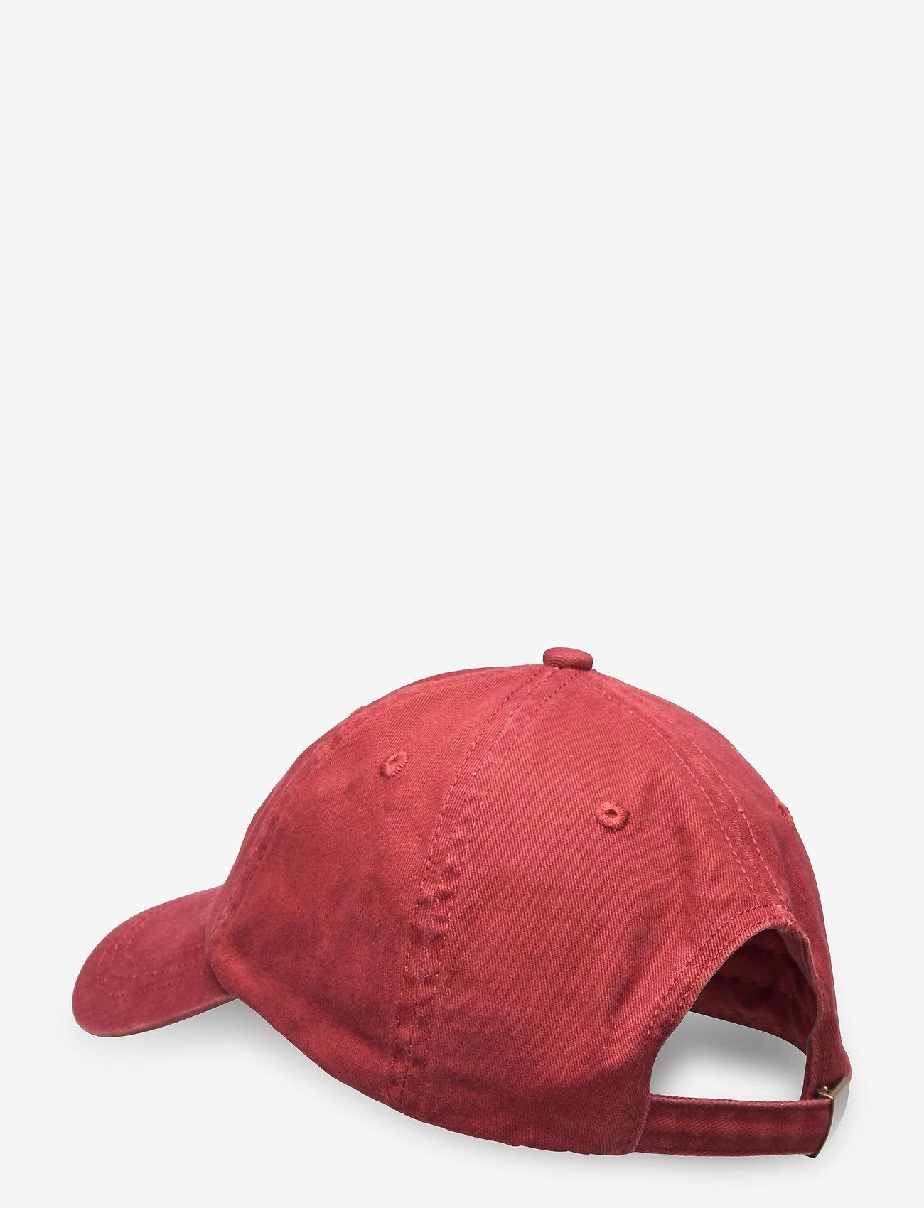 HAN Kjøbenhavn - Artwork Cap - petten - faded red - 2