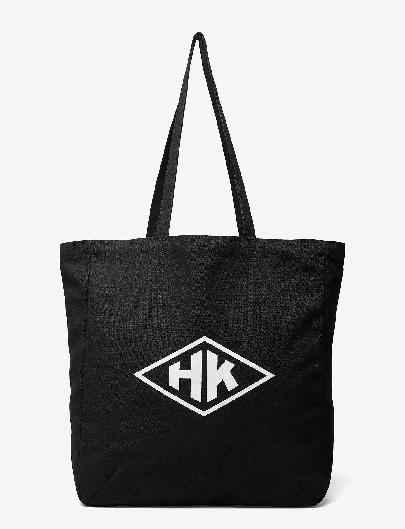 HAN Kjøbenhavn - Tote Bag HK - tote bags - black - 0