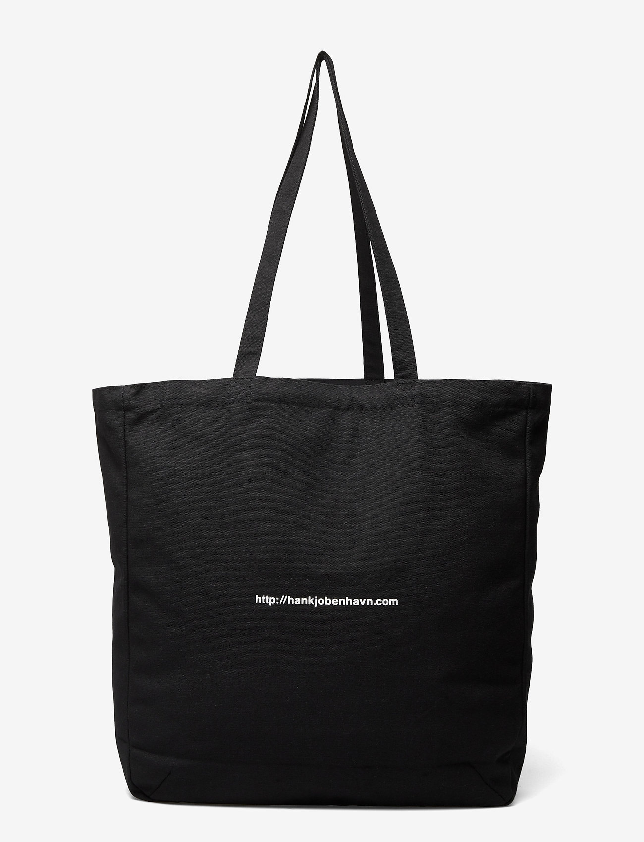 HAN Kjøbenhavn - Tote Bag HK - tote bags - black - 1