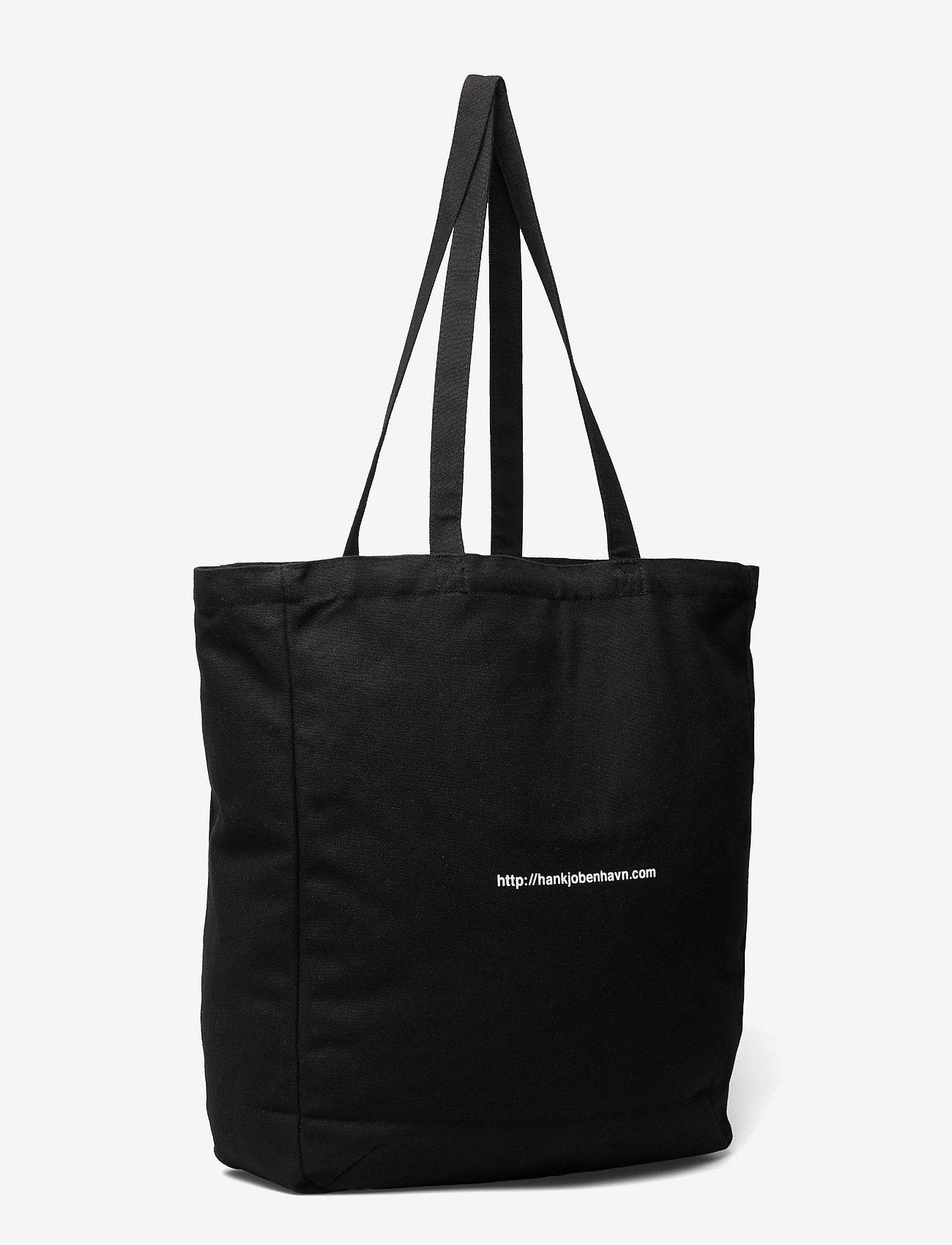 HAN Kjøbenhavn - Tote Bag HK - tote bags - black - 2