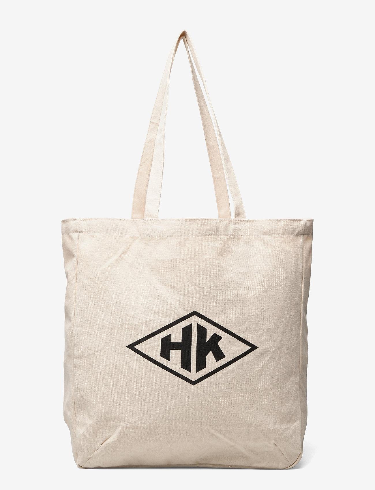 HAN Kjøbenhavn - Tote Bag HK - tassen - off white - 0
