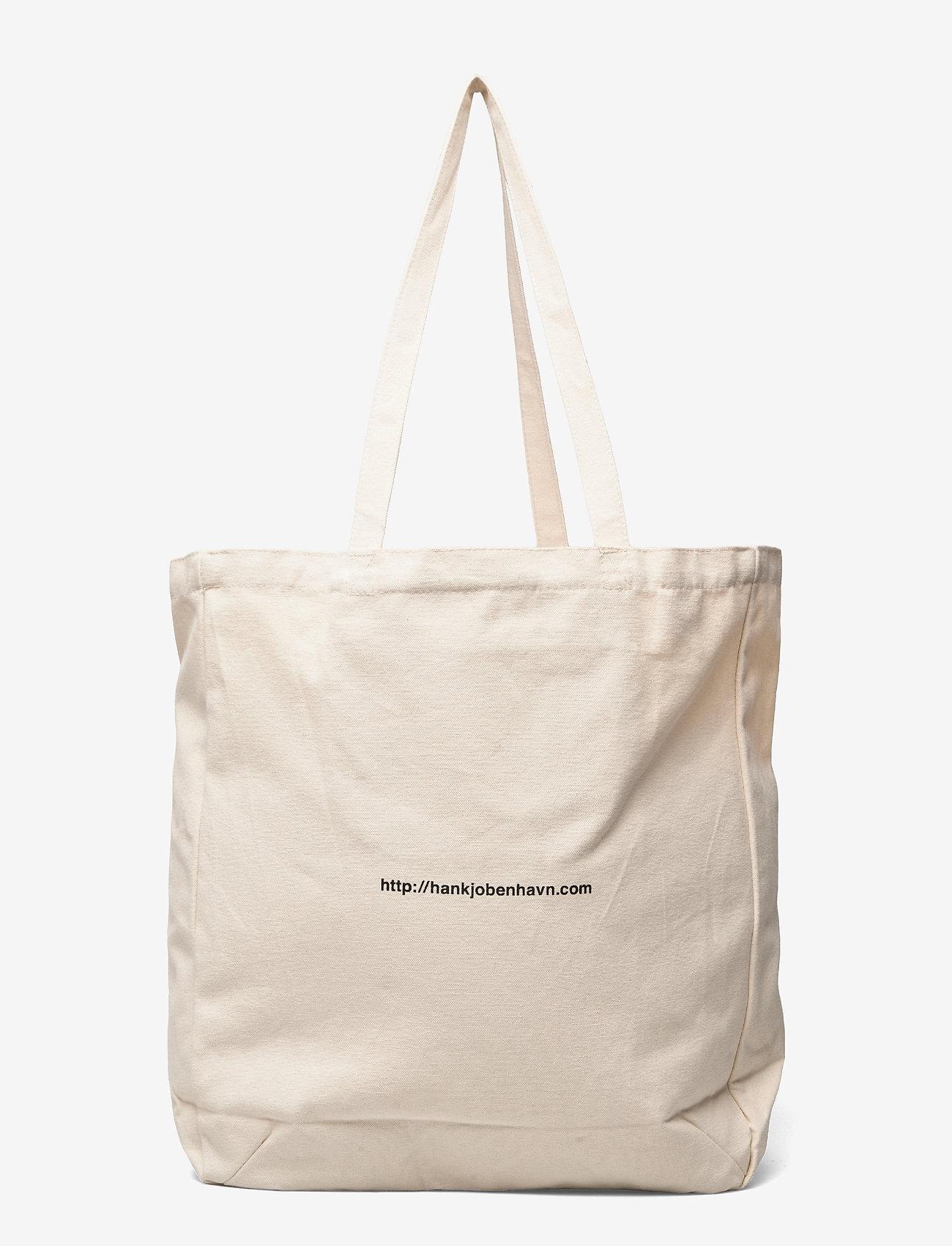 HAN Kjøbenhavn - Tote Bag HK - tassen - off white - 1