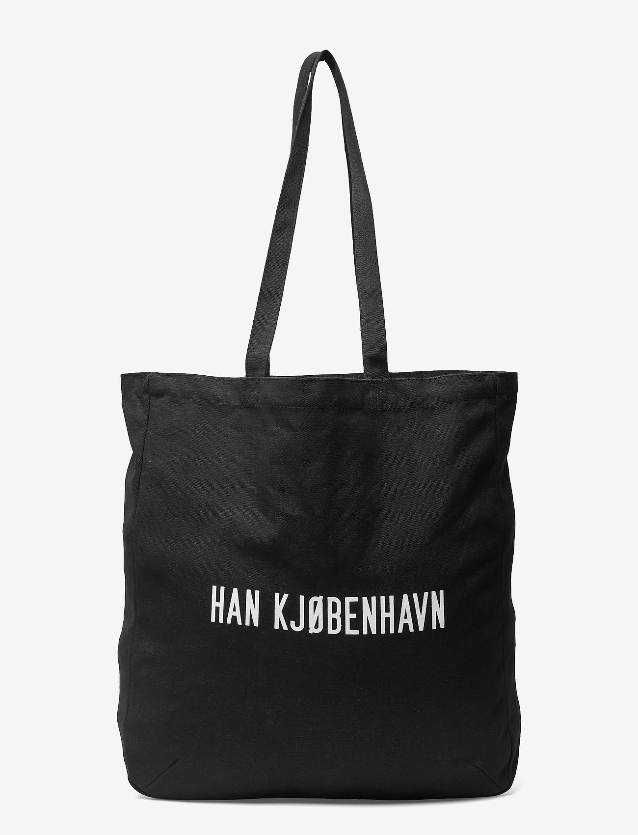 HAN Kjøbenhavn - Tote Bag HAN KJØBENHAVN - tassen - black - 0