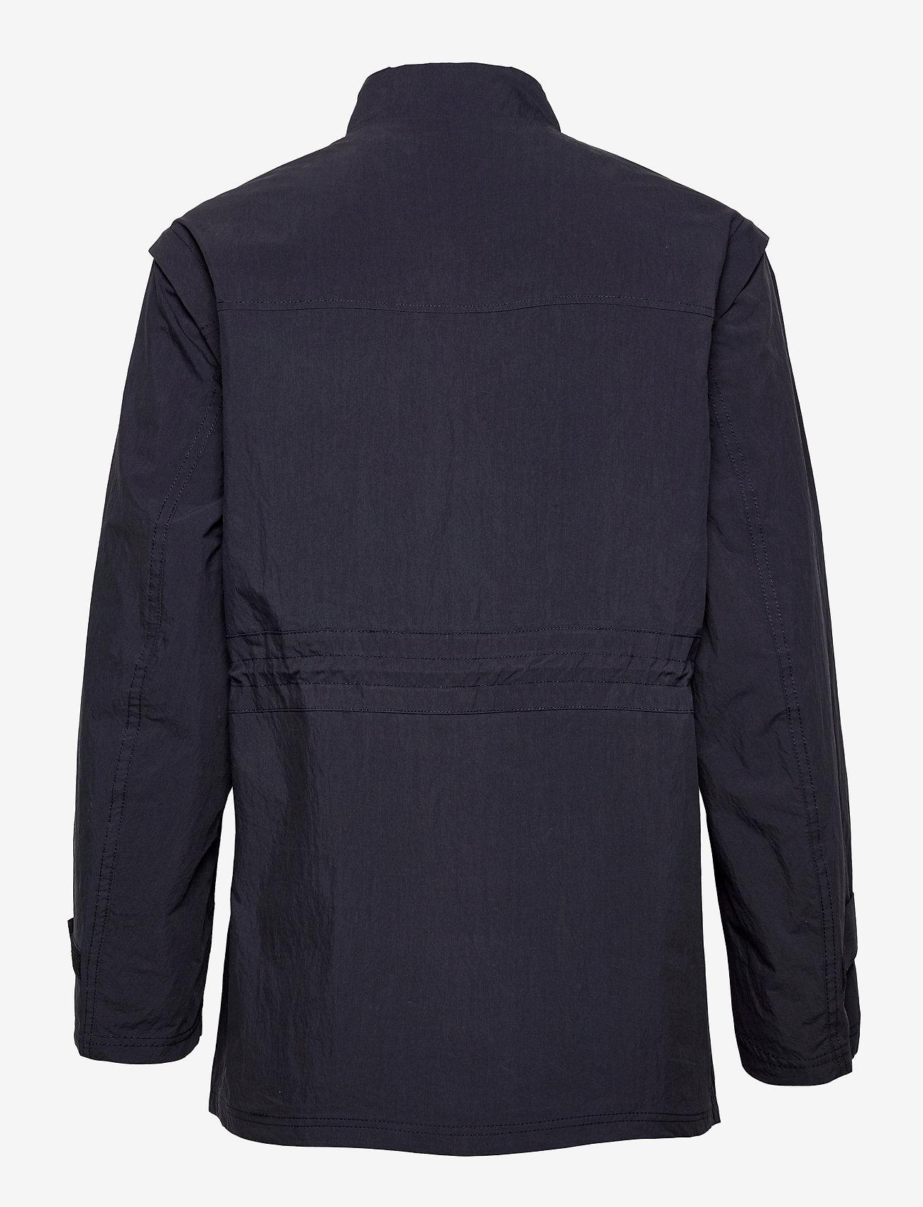 HAN Kjøbenhavn - Desk Jacket - tunna jackor - dusty navy - 1
