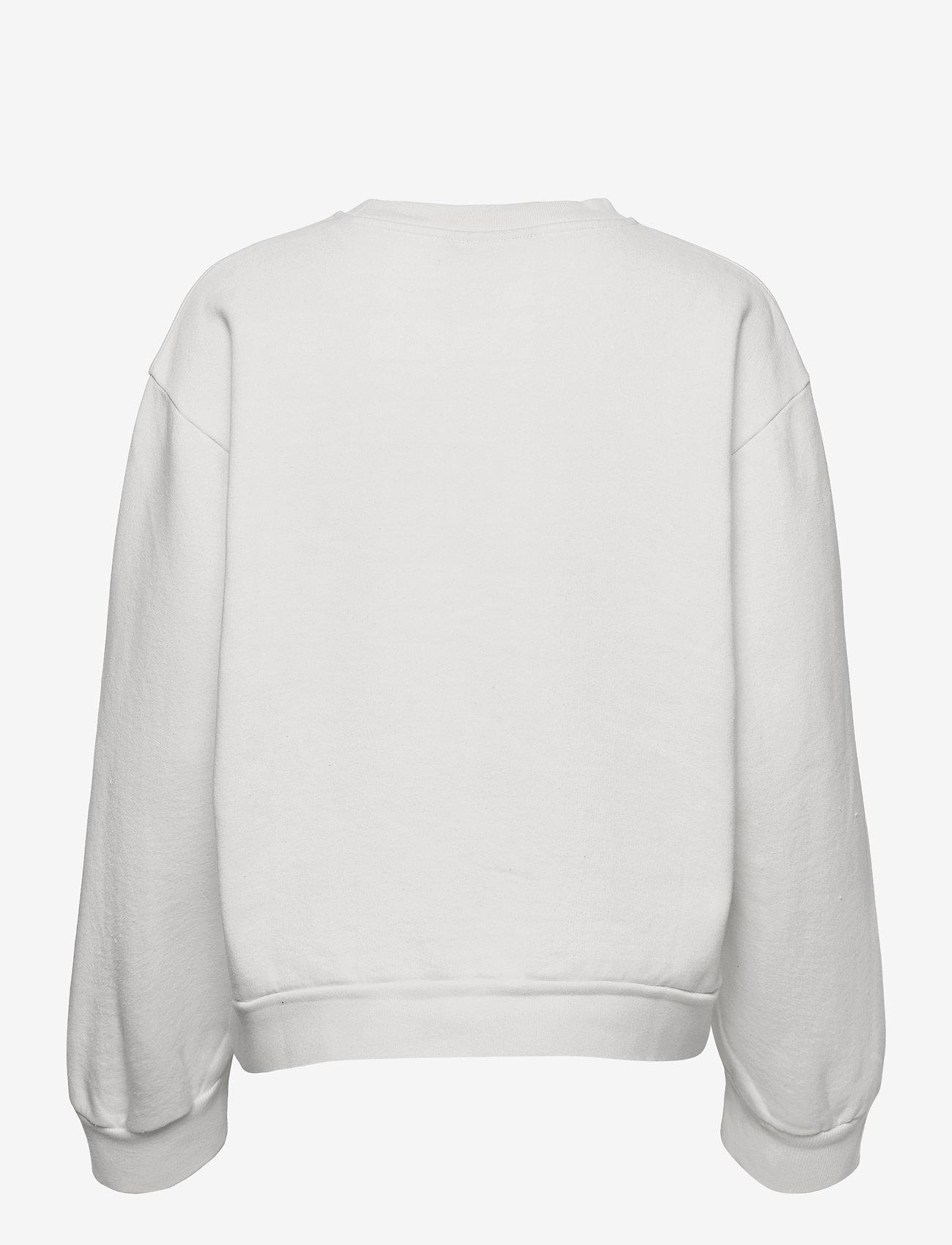HAN Kjøbenhavn - Bulky Crew - sweatshirts - off white - 1