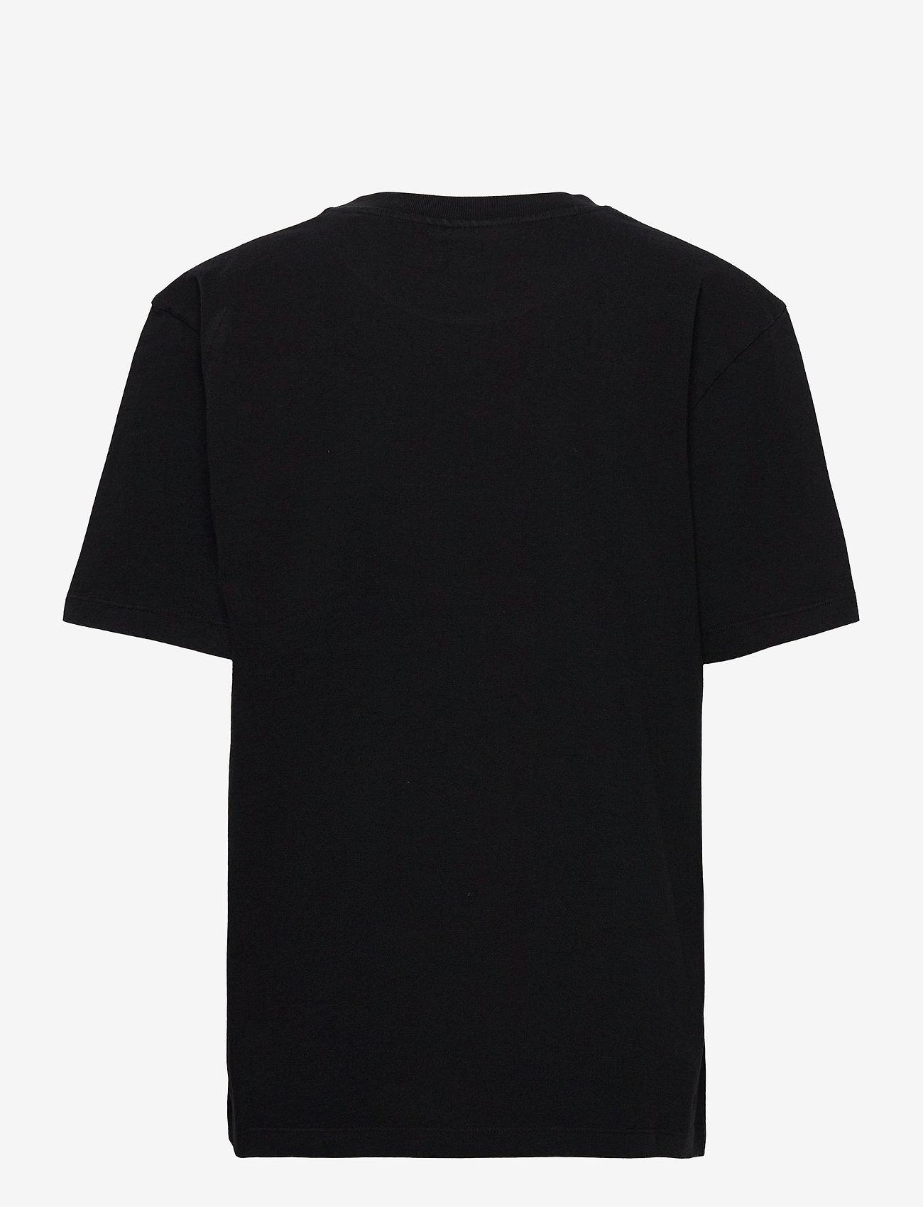 HAN Kjøbenhavn - Artwork Tee - t-shirts - faded black tribal - 1