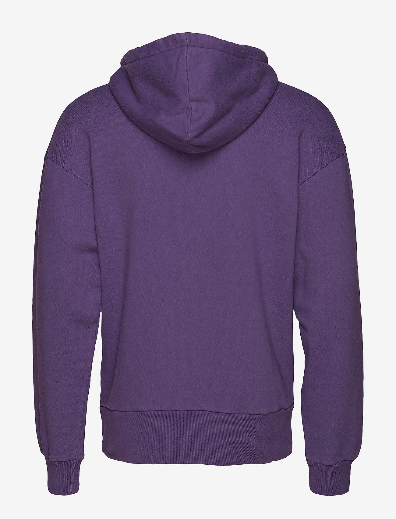Bulky Hoodie (Faded Purple) - HAN Kjøbenhavn S7qEeL