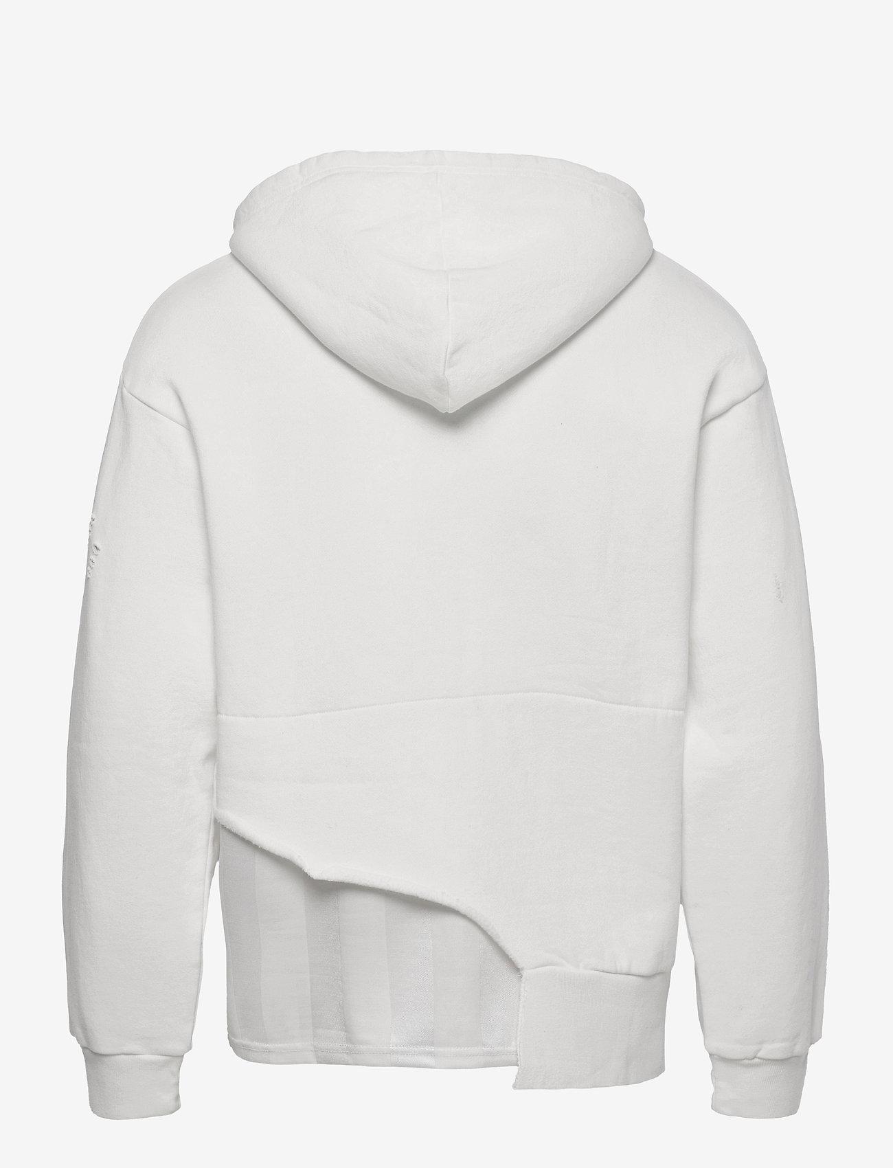 HAN Kjøbenhavn - Bulky Hoodie - basic sweatshirts - ravage off white - 1