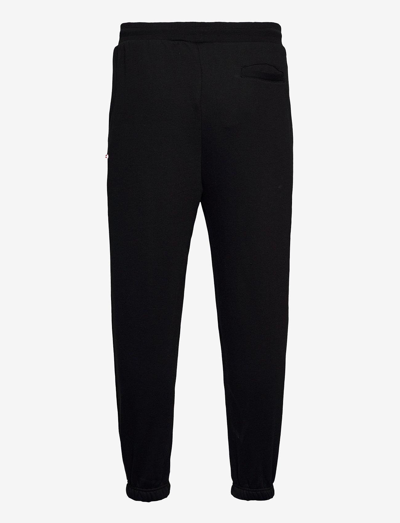 HAN Kjøbenhavn - Sweat Pants - kleding - black logo - 1