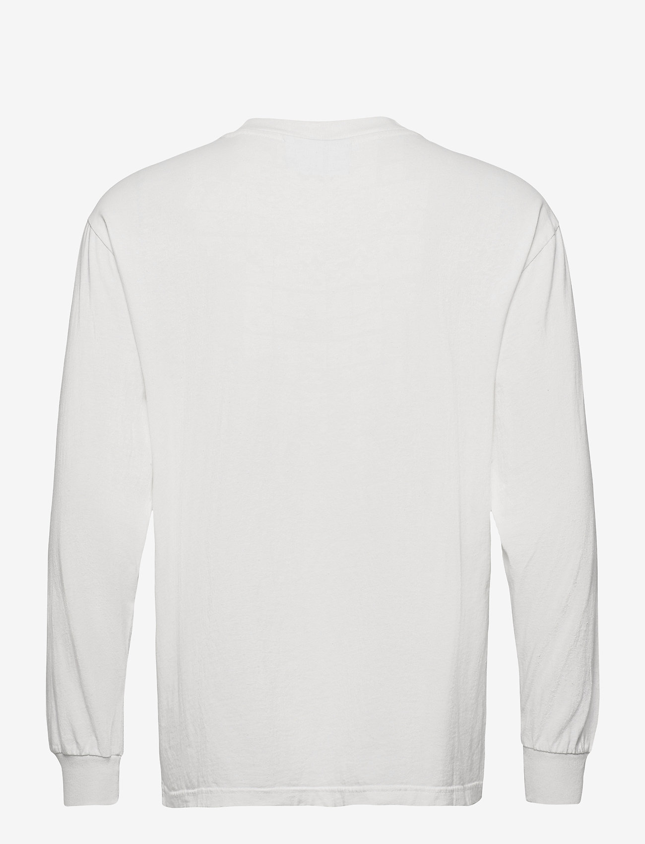 HAN Kjøbenhavn - Boxy Long Sleeve Tee - lange mouwen - off white - 1