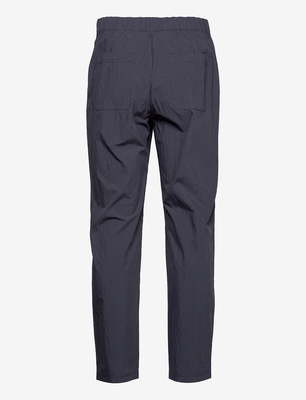 HAN Kjøbenhavn - Tapered Trousers - chino's - dusty navy - 1