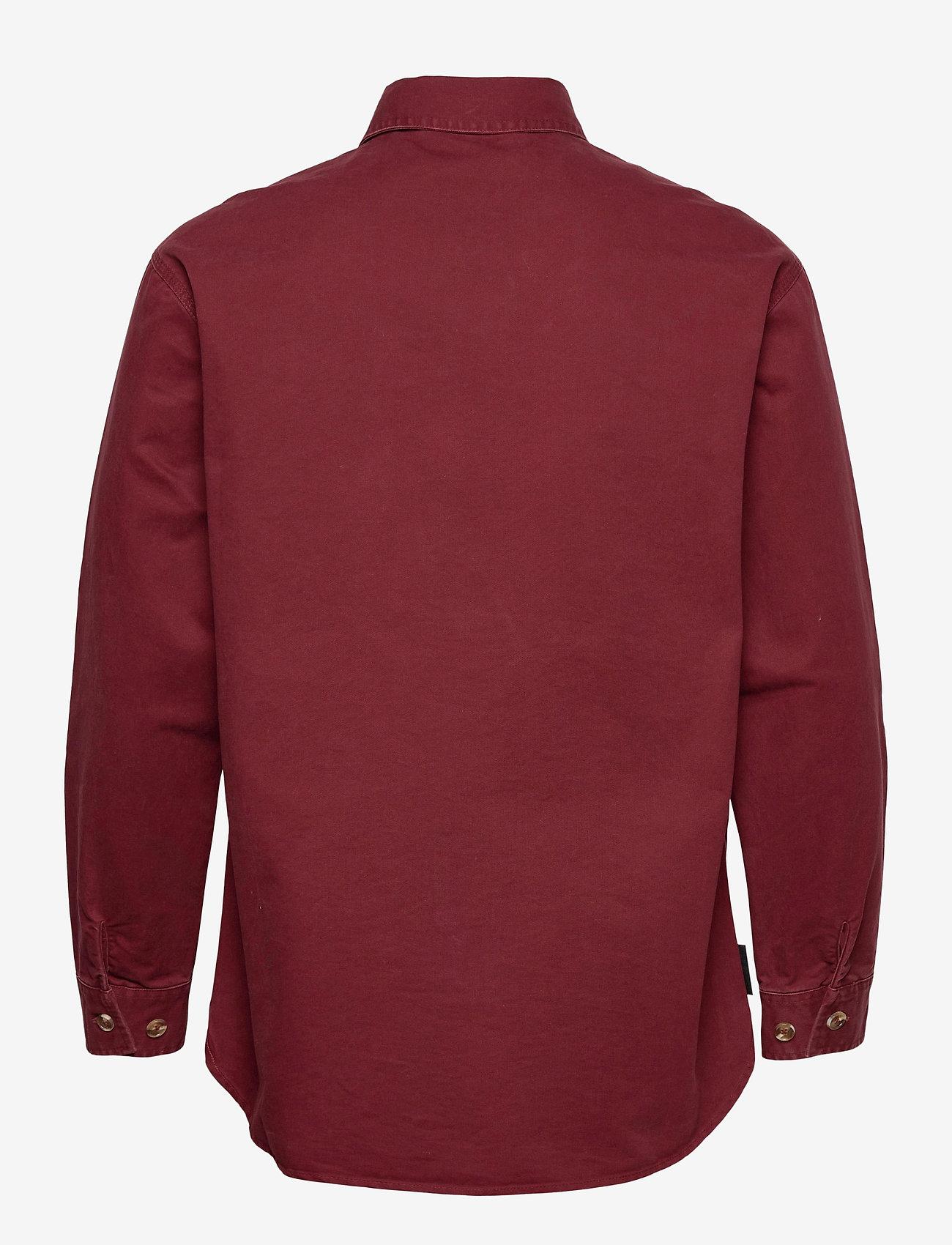 HAN Kjøbenhavn - Army Shirt - kleding - grey - 2